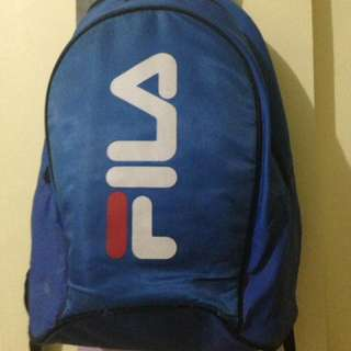 Fila back pack