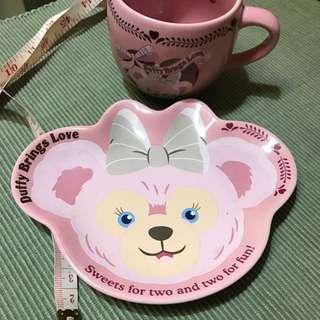 Disney Duffy bear cup set