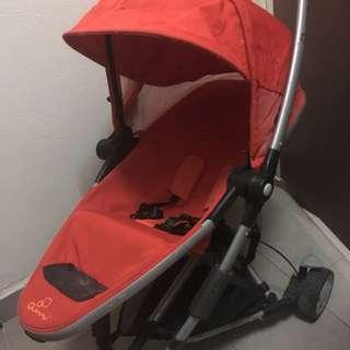 Quinny Zapp Red stroller
