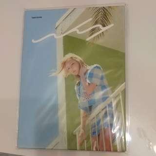 Taeyeon why postcard set