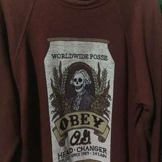 Authentic Obey Sweatshirt