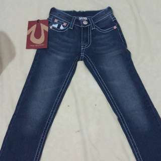 Jeans True Religion size 6y