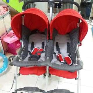 My Dear Twin Stroller