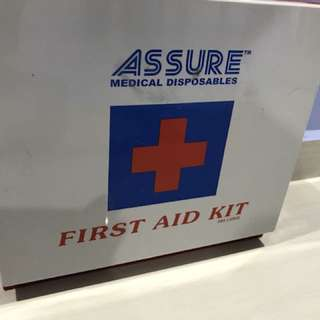 First aid kit First Aid Box (Assure), Empty, Large