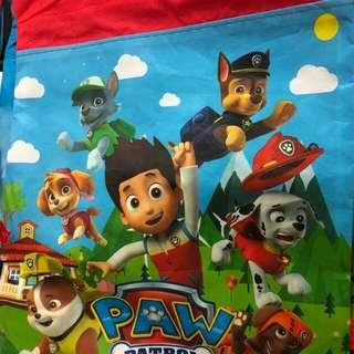 Goodie bag - Paw Patrol Drawstring Bag