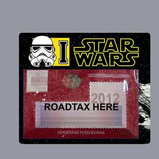 Road Tax Sticker Star Wars - Stormtroopers