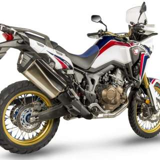 Alpina Tubeless wheel set for Honda Africa Twin Crf1000L