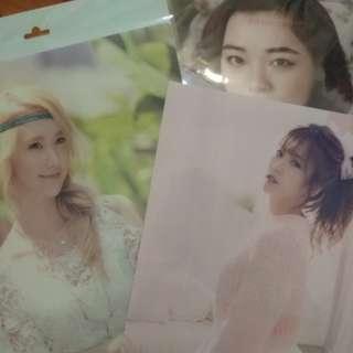 初瓏 Yoona Sulli 官方file