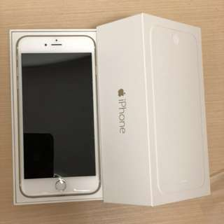 iPhone 6 Plus 64GB 金色