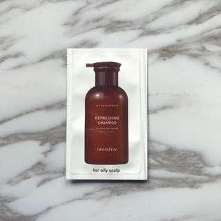 Innisfree My Hair Recipe Refreshing Shampoo (5ml)