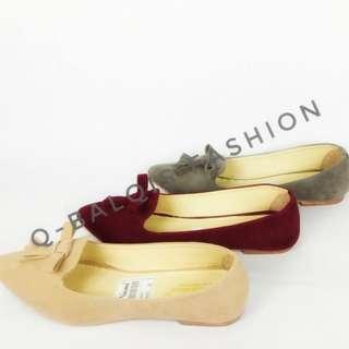 Sepatu wanita flatshoes TR rumbai