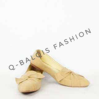 Sepatu wanita flatshoes TR ikat
