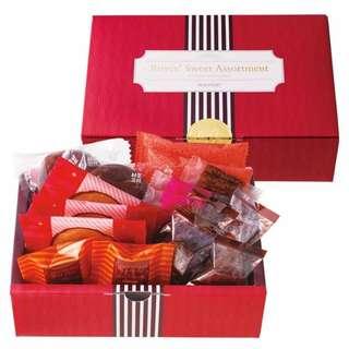 (預訂賀年禮盒)Royce精選曲奇菓子禮盒17件裝