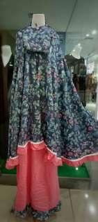 Mukena Cotton Silk