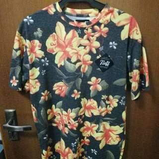 Neff Floral Shirt