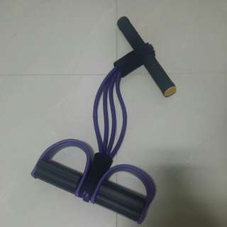 Pedal Tension Rope