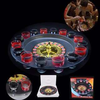 PRICE DROP!!! Drinking Roulette Game