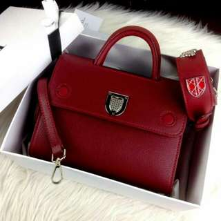 Christian Dior Diorever Leather