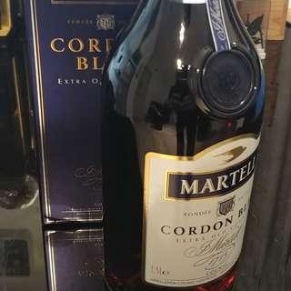 藍帶馬爹利 Martell Cordon Bleu 1.5L 白蘭地 Brandy