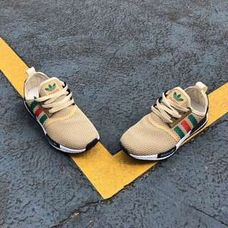 ADIDAS NMD GUCCI EDITION(free socks and sticker)