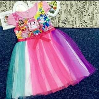 robocar poli dress
