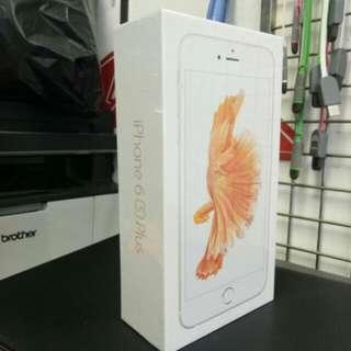 Apple iPhone 6s plus 64Gb Rose Bisa Kredit