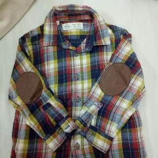 Baby Zara shirt
