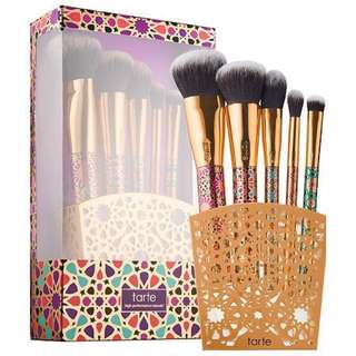 [Authentic] Tarte Artful Accessories Brush Set