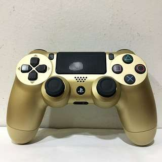 [PS4] Gold Controller 2.0
