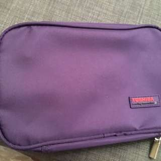 Toshiba brand new bag, size fit to put Bible