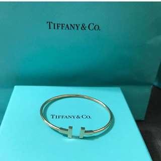 🈹️ Tiffany 玫瑰金手鐲