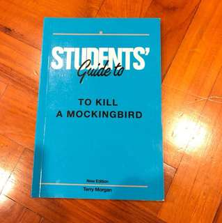 Student's Guide to To Kill A Mockingbird