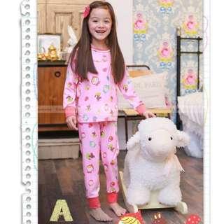 Girl Pyjamas - Suitable 18M - 2Y