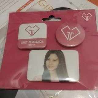 Seohyun coex magnet set