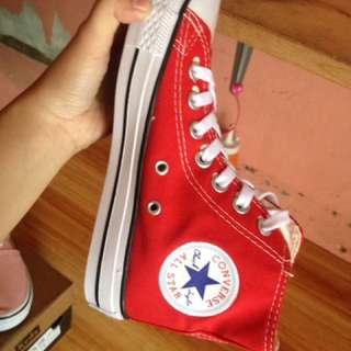 High Cut Converse