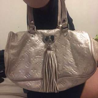 LV Authentic Tassel Bag