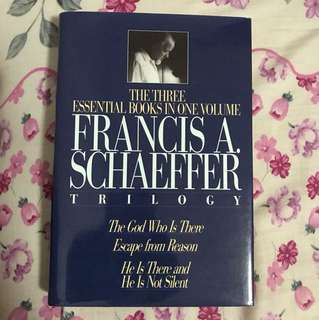 (Hardcover) A Francis A. Schaeffer Trilogy : Three Essential Books in One Volume