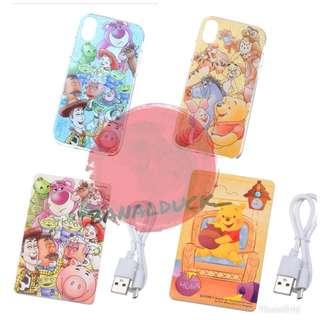 [日本Disney 新品‼️]IPhone X 殼,叉電器