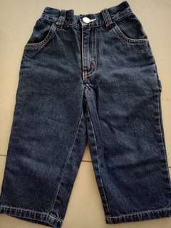 boy kids long jeans pants
