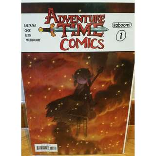 Adventure Time Comics #1 Kim Variant NM 1st Print Boom Studios
