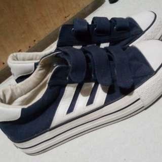 (Blue) sneakers