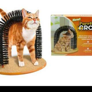 Purrfect Cat Scratcher