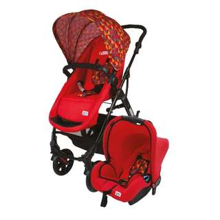 PROMO -SWEET CHERRY VETRO GL500 TRAVEL SYSTEM