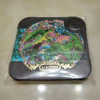 pokemon tretta 寶可夢 神奇寶貝 機台 黑卡 烈空座