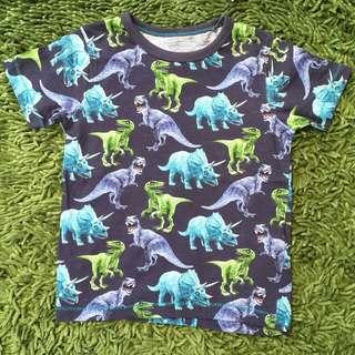 Debenhams blue zoo size 2-3y
