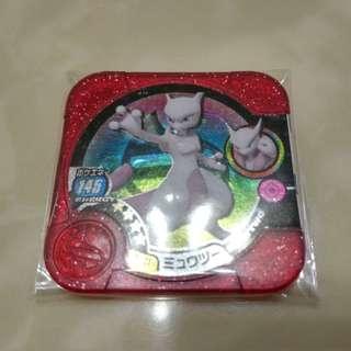 pokemon tretta 寶可夢 神奇寶貝 機台 四星 超夢