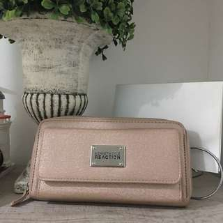 Auth Kenneth Cole Rose Gold Wallet