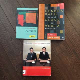Communication & Sociology Textbooks