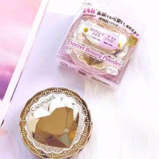 🌈Canmake Secret Beauty Powder