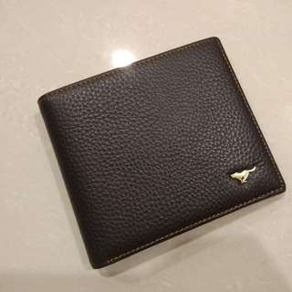 Classic Mens Brown Wallet